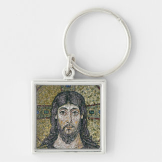 The face of Christ Key Ring