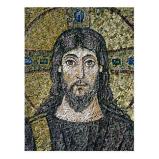 The face of Christ Postcard