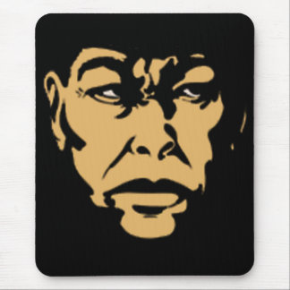 The Face Pad Mouse Pad