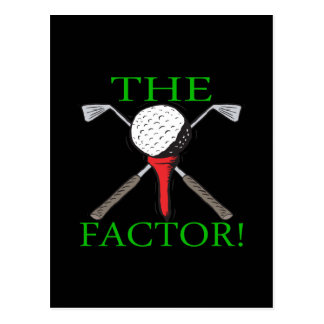 The Factor Post Card