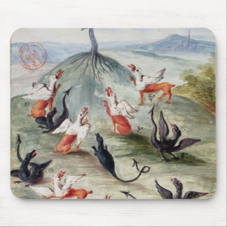 The Fair Flower on the Mountain' Mouse Pad