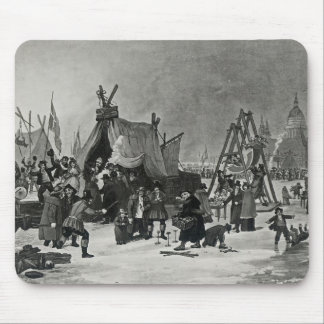 The Fair on the Thames Mouse Mat