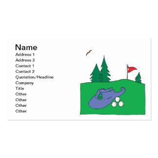 The Fairway Business Card