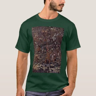 The Fairy Feller'S Master-Stroke By Dadd Richard T-Shirt