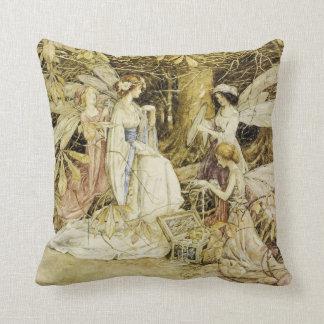"""The Fairy Jewels"" Cushion"