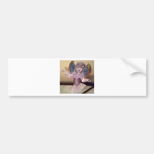 the fairy mistress bumper sticker