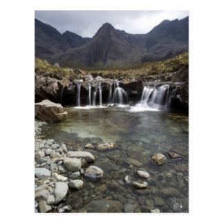 The Fairy Pools, Isle of Skye Postcard