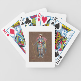 The Fairy Prince, from 'The Snowman' Bicycle Playing Cards