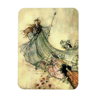 "The Fairy Queen 3""x4"" Photo Magnet"
