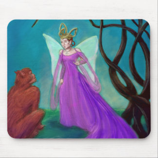 The Fairy Queen Mouse Pad