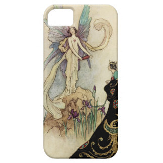The Fairy There Welcomed Her Majesty Barely There iPhone 5 Case