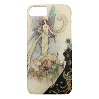 The Fairy There Welcomed Her Majesty iPhone 7 Case