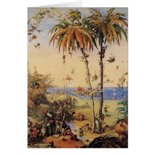 The Fairy Tree Card