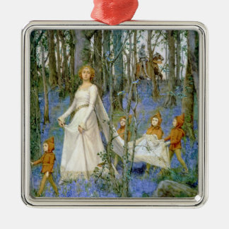 The Fairy Wood Christmas Ornament