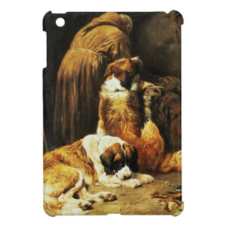The Faith of St. Bernard iPad Mini Cover