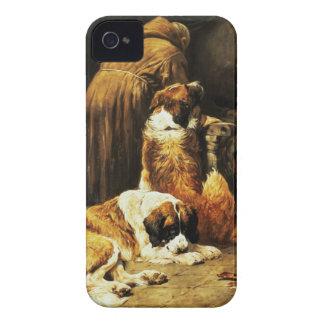The Faith of St. Bernard iPhone 4 Case