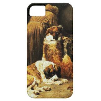 The Faith of St. Bernard iPhone 5 Covers