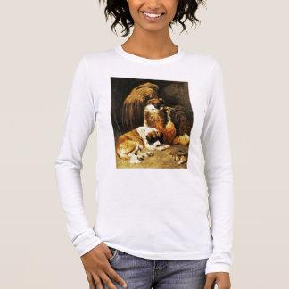 The Faith of St. Bernard Long Sleeve T-Shirt
