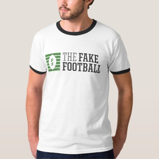 The Fake Football Ringer T-Shirt