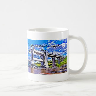 The Falkirk Wheel, Scotland Coffee Mug