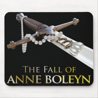 The Fall of Anne Boleyn Mousepad