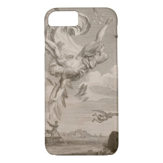 The Fall of Icarus, 1731 (engraving) iPhone 8/7 Case