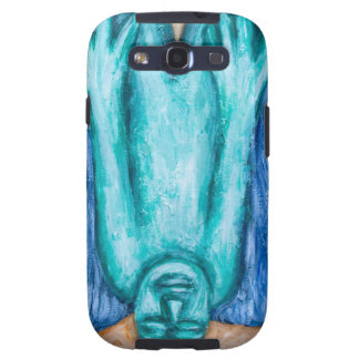 The Fall of Icarus naive expressionism Samsung Galaxy SIII Case