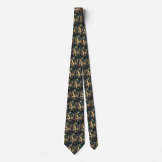 The Fall of Man; Adam and Eve by Titian Tie