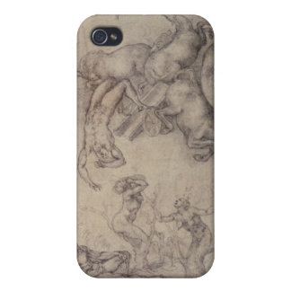 The Fall of Phaethon, 1533 iPhone 4 Covers