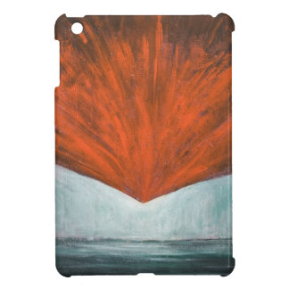The Fall of Phoenix Bird (abstract surrealism) Cover For The iPad Mini