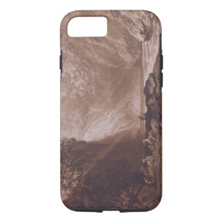 The Fall of the Clyde, engraved by Charles Turner iPhone 8/7 Case