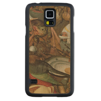 The Fall of the Rebel Angels, 1562 Carved Maple Galaxy S5 Case