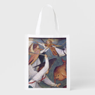 The Fall of the Rebel Angels Reusable Grocery Bag