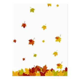 The Fall Postcard