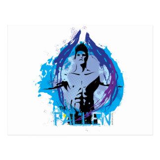 The Fallen - Dark Angel Postcard