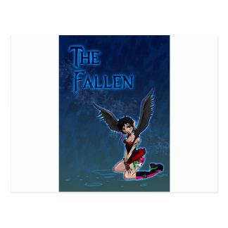 The Fallen Design Post Card