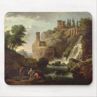 The Falls of Tivoli Mouse Mat