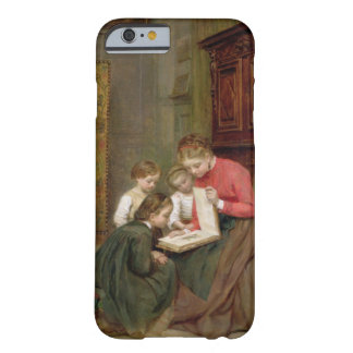The Family Album, 1869 (oil on canvas) Barely There iPhone 6 Case