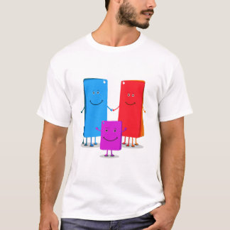 The Family of Colors T-Shirt