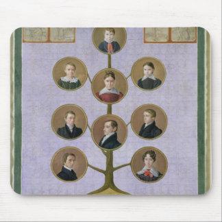 The Family of the Baker, Jochann Mouse Pad
