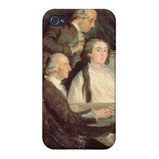 The Family of the Infante Don Luis de Borbon 2 iPhone 4/4S Case