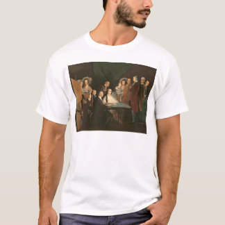 The Family of the Infante Don Luis de Borbon T-Shirt