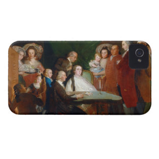 The Family of the Infante Don Luis Francisco Goya Case-Mate iPhone 4 Cases