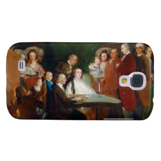 The Family of the Infante Don Luis Francisco Goya Galaxy S4 Case
