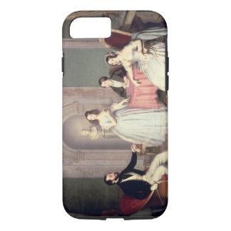 The Family of the Marquis Giuseppe Sigismondo Ala iPhone 8/7 Case