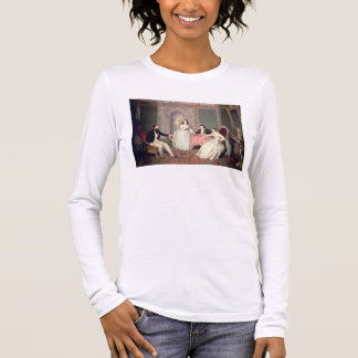 The Family of the Marquis Giuseppe Sigismondo Ala Long Sleeve T-Shirt