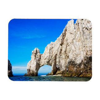 The Famous Arch In Cabo San Lucas Rectangular Photo Magnet
