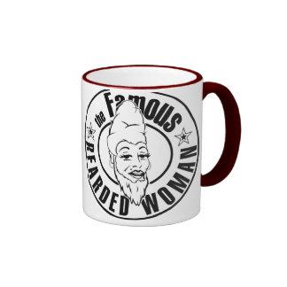 The Famous Bearded Women Mugs