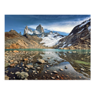 The Famous Fitz Roy Postcard