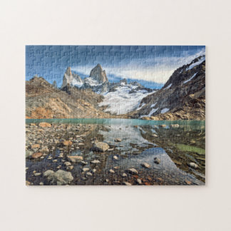 The Famous Fitz Roy Puzzle